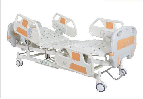 2 Function ABS Cambered Wheel Medical Electric Bed