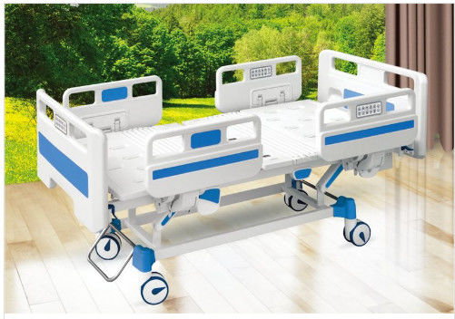 Intensive Care Room Multifunction Noiseless Medical Electric Bed