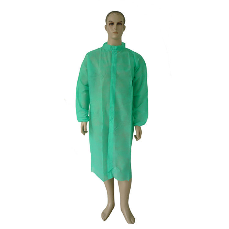 Anti Pathogens Long Sleeve Unisex Disposable Surgical Gown