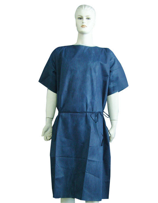 CE FDA Approved Breathable Unisex Disposable Surgical Gown