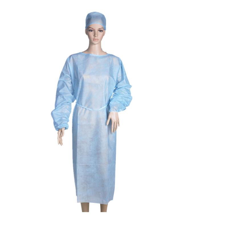 Fluid Resistant Breathable Disposable Surgical Gown