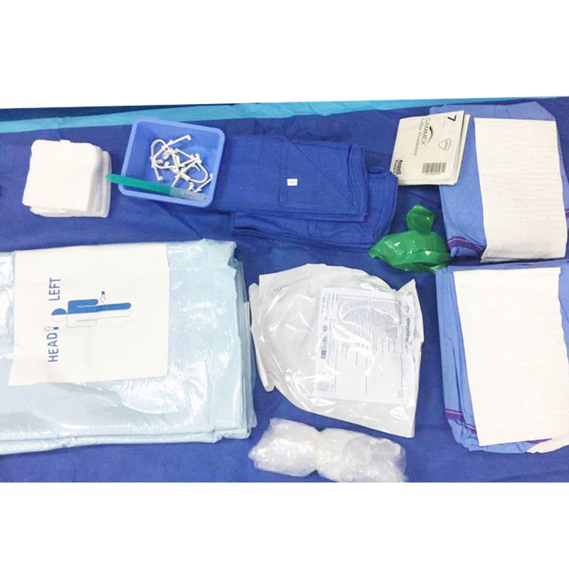 Medical Consumables Anti Bacteria Sterile Dressing Packs